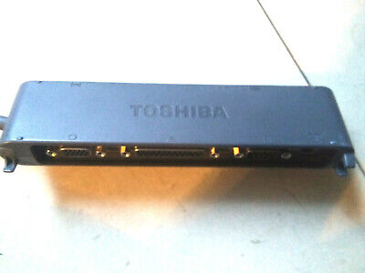 TOSHIBA Network I/O Adaptor Model No. PA2734U