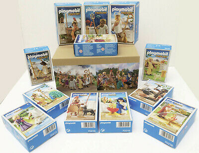 Playmobil Serie Completa 12 Dioses Griegos del Olimpo
