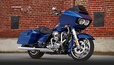 Harley Davidson Turing Road King Glide Electra 2015 Service Workshop Manual PDF