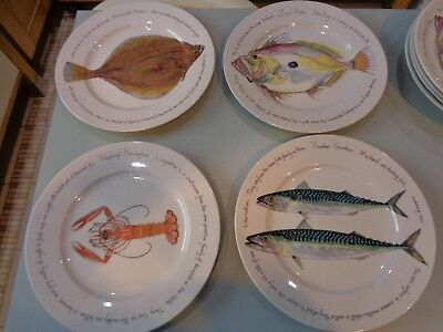 Jersey Pottery Large dinner plate ONE OF YOUR CHOICE, TABLE WEAR