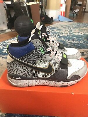 finest selection 323a2 cb8f8 Trainer Dunk High Nike x Mita 07  Size 9 (Rare)