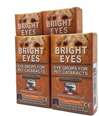 Ethos Natural Alternative Treatment for Cataracts Bright Eyes for Dogs