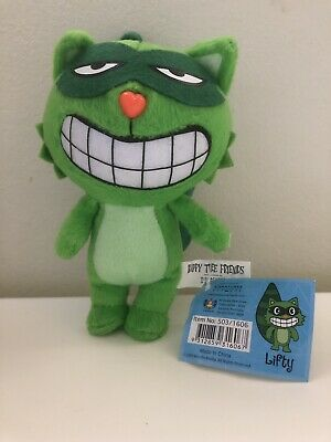 Happy Tree Friends Official Plush - Lifty