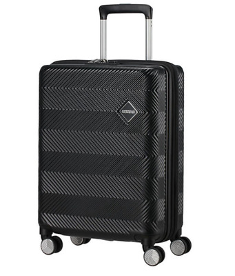 c969a23ae2d5e7 TROLLEY AMERICAN TOURISTER sunside spinner 77/28 exp NAVY 107528 ...