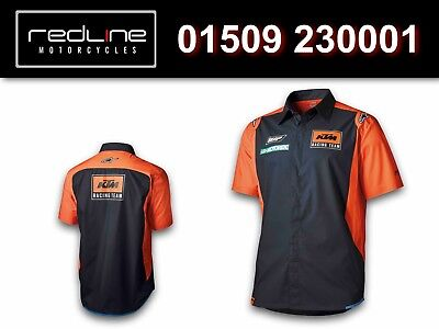 Ktm Replica Team Shirt M-Xxxl