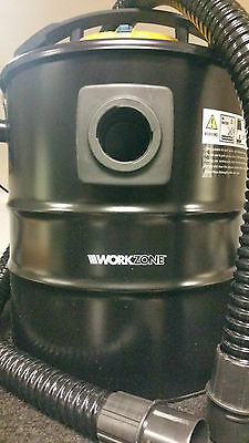 Ash Vacuum cleaner with sucking & blowing function 1200w, 20lt, bag less,