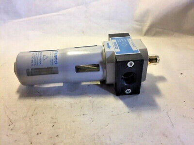 Festo LOE-1/2-D-Midi 159587 Pneumatic Oil Lubricator - New
