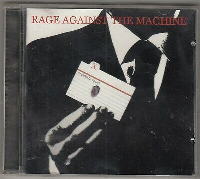 RAGE AGAINST THE MACHINE - guerrilla radio CD single
