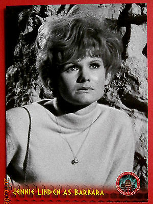 DR WHO AND THE DALEKS - Card #41 - JENNIE LINDEN as Barbara - Unstoppable Cards