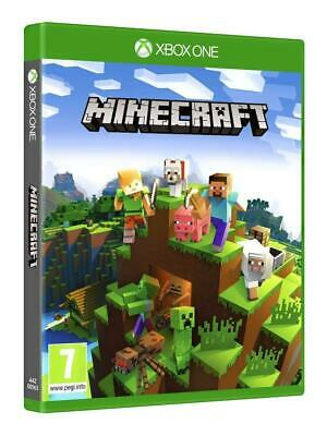 Minecraft (XBOX ONE VIDEO GAME) *NEW/SEALED* FREE TRACKED UK P&P