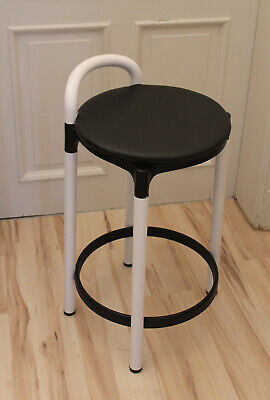 KARTELL Hocker - POLO - Design ANNA CASTELLI FERRIERI - VINTAGE stool