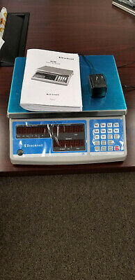 "Brecknell Digital Counting & Coin Scale 12lb x 0.0005lb, 11-1/2"" x 8-3/4"""