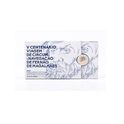 2 euro commémorative Portugal 2019 BE Proof PP - 500 ans voyage Magellan