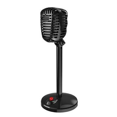 F13 3.5MM Computer Microphone Audio Noise Reduction forDesktop/Laptop/Notebook