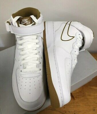 the latest 484d0 7b5ac ... chaussures hommes montantes blanc sneaker AQ8650-101.