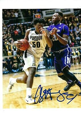 Basketball Caleb Swanigan Signed 8x10 Photo Purdue Boilermakers Basketball Sports Mem, Cards & Fan Shop