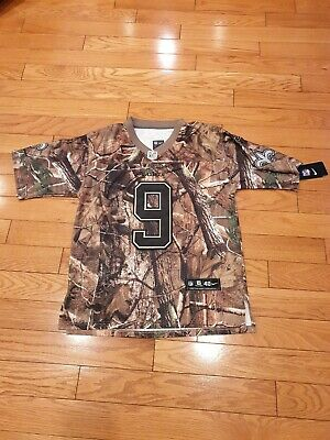 new products d85a0 83ba4 DREW BREES NEW Orleans Saints NFL PASSING LEADER Reebok ...