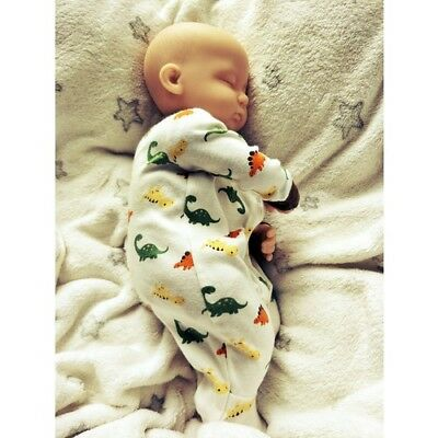 Premmie baby doll custom made to your premature baby's length & weight free post