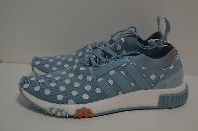 ae8a940d21c8f Sample Unreleased Adidas Originals Women Nmd Racer Pk W Boost Blue CQ2032  sz 7