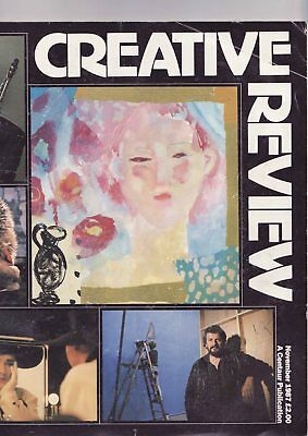 Creative Review Magazine November 1987