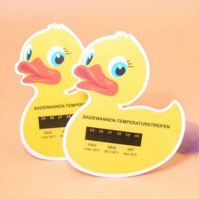 Duck Floating Bath Safety Measure Thermometer for Baby Toddler Temperature UK