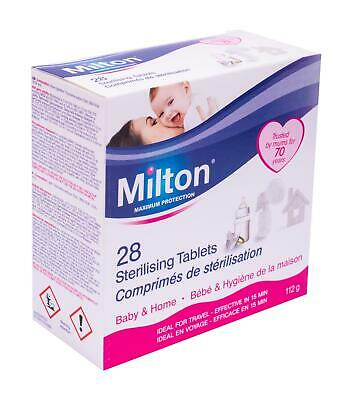 Milton Standard Sterilising Tablets, Pack of 28