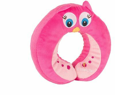 Little Life LITTLELIFE ANIMAL SNOOZE PILLOW - OWL Toddler Accessory BNIP