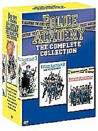 Police Academy: The Complete Collection DVD (2009) Steve Guttenberg ***NEW***