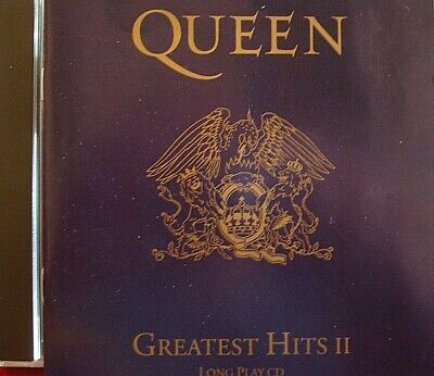 queen - greatest hits two - long play cd