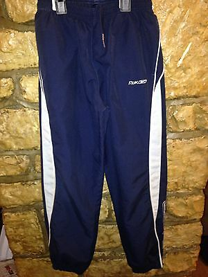 Roc Navy Sports Trousers Age 12yrs