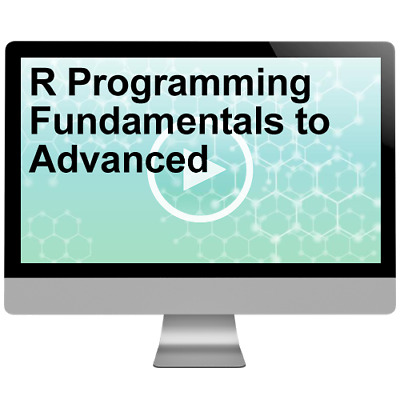 R Programming Fundamentals to Advanced Video Training Course