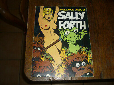 Eo 1976 Sally Forth T1 Par Wallace Wood Ed Du Fromage