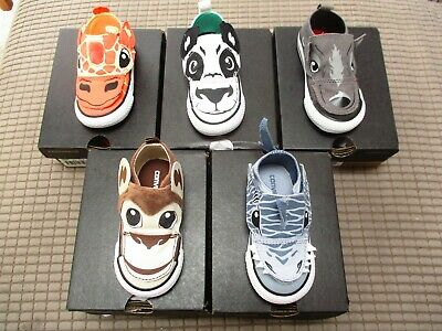 Converse boys girls trainers animal series toddlers Infants C/T A/S OX Lo kids
