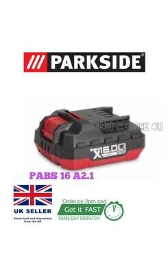 PARKSIDE 16V ( PABS 16 A2.1 ) LI-ION BATTERY ( Same Day Dispatch )