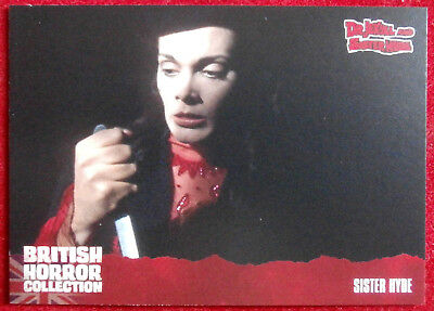 BRITISH HORROR COLLECTION - Dr Jekyll & Sister Hyde - SISTER HYDE - Card #39