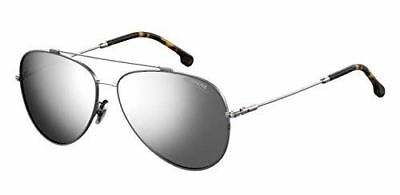 006df69efe CARRERA CARRERA 183/F/S 6LB Ruthenium Metal Sunglasses Silver Mirror ...
