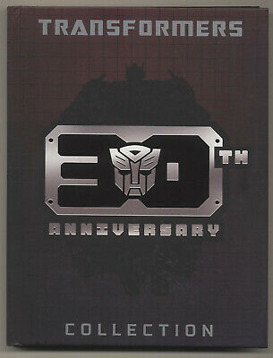 Transformers The 30th Anniversary Collection HC IDW