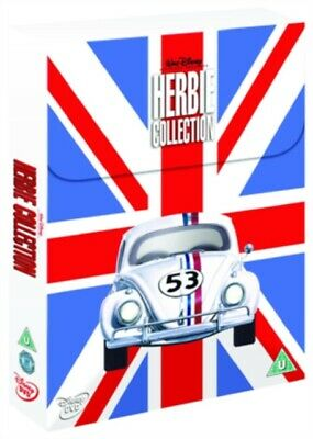 The Herbie Collection (DVD 5 DISC BOX SET, 2005) *NEW/SEALED* FREE P&P