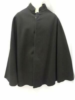 Vintage police / Military Wool Cape 1952  Ex Hire Costume Theatrical