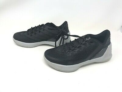 ae0af011c110 Boys Under Armour (1285455-001) Curry 3 Low Basketball Shoes Size 5.5 (