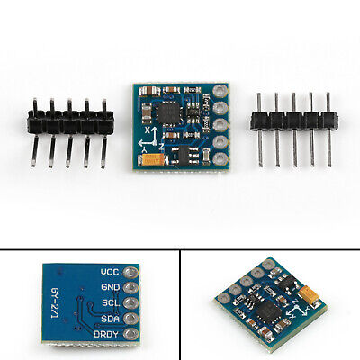 5Pcs GY-271 HMC5883L Triple Axis Compass Magnetometer Sensor Module For Arduino/