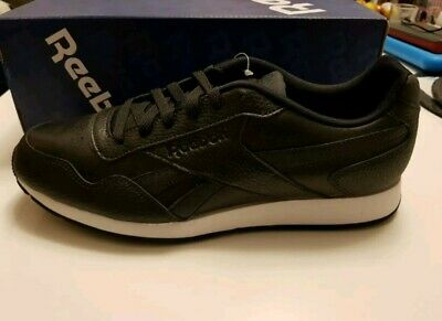 b870a6030f1 REEBOK CLASSIC LEATHER Glide Suede CN4562 Navy Casual Trainers Size ...