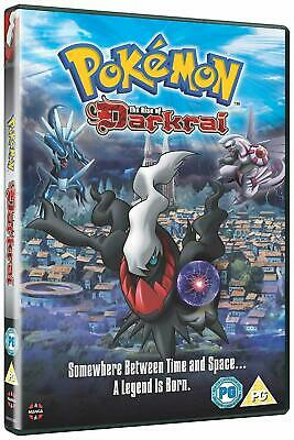 Pokemon Movie 10: The Rise of Darkrai (DVD, 2008) *NEW/SEALED* FREE P&P
