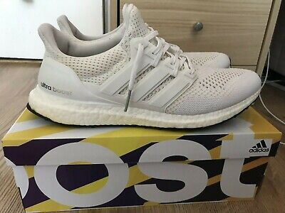 new lower prices big sale hot sale ADIDAS ULTRA BOOST 1.0 Triple White Key City UK10 - £105.00 ...