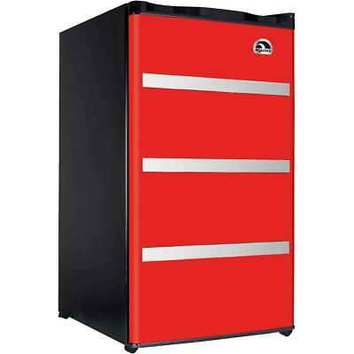 RCA FR329-RED 3.2 CU Ft Compact Fridge - Red
