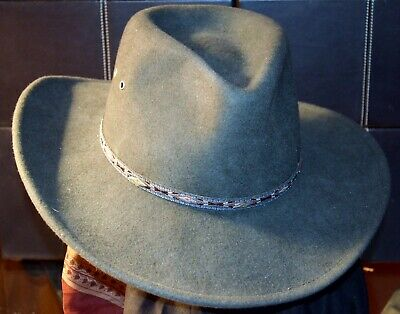 45aa468a STETSON PONTIAC CRUSHABLE Wool Western Hat - $69.95   PicClick