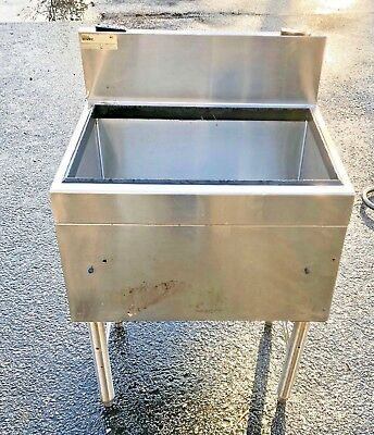 Ice Bin With Cold Plate