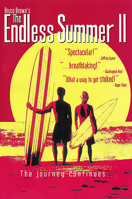 THE ENDLESS SUMMER V2 MOVIE POSTER  61x91CM (24x36inch)