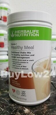 Herbalife Formula 1 Pralines and Cream Healthy Meal Replacement Shake 750g