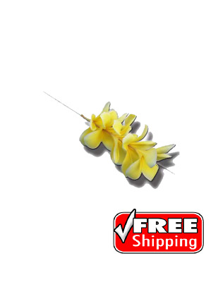 "2-lei needle 12"" pro grade Flower Howaiisewing decor craft beads string art NEW"